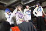 Bakuretsu STORM!! - Départ du chanteur et pause du groupe