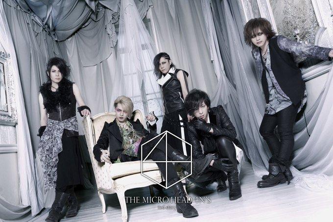 THE MICRO HEAD 4N'S – Nouveau chanteur, nouveau single, nouvelle tournée et nouveau look // New vocalist, new single, new tour and new look