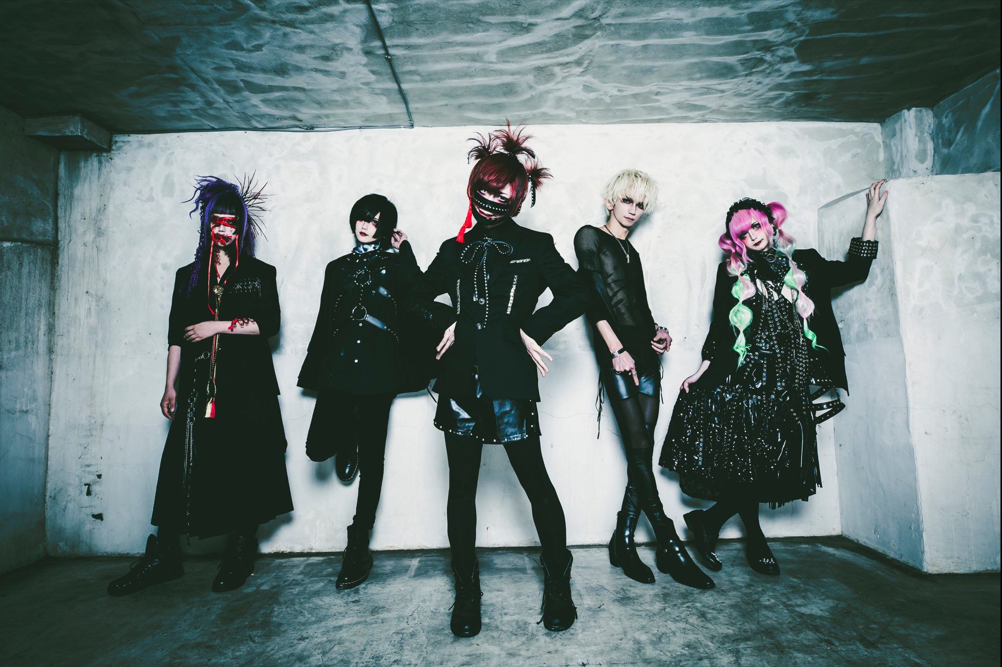 Kebyou – New MV «Teki»