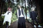 LIVERECHT : 亡骸/桜鏡 / Nakigara/Sakura kagami (single)