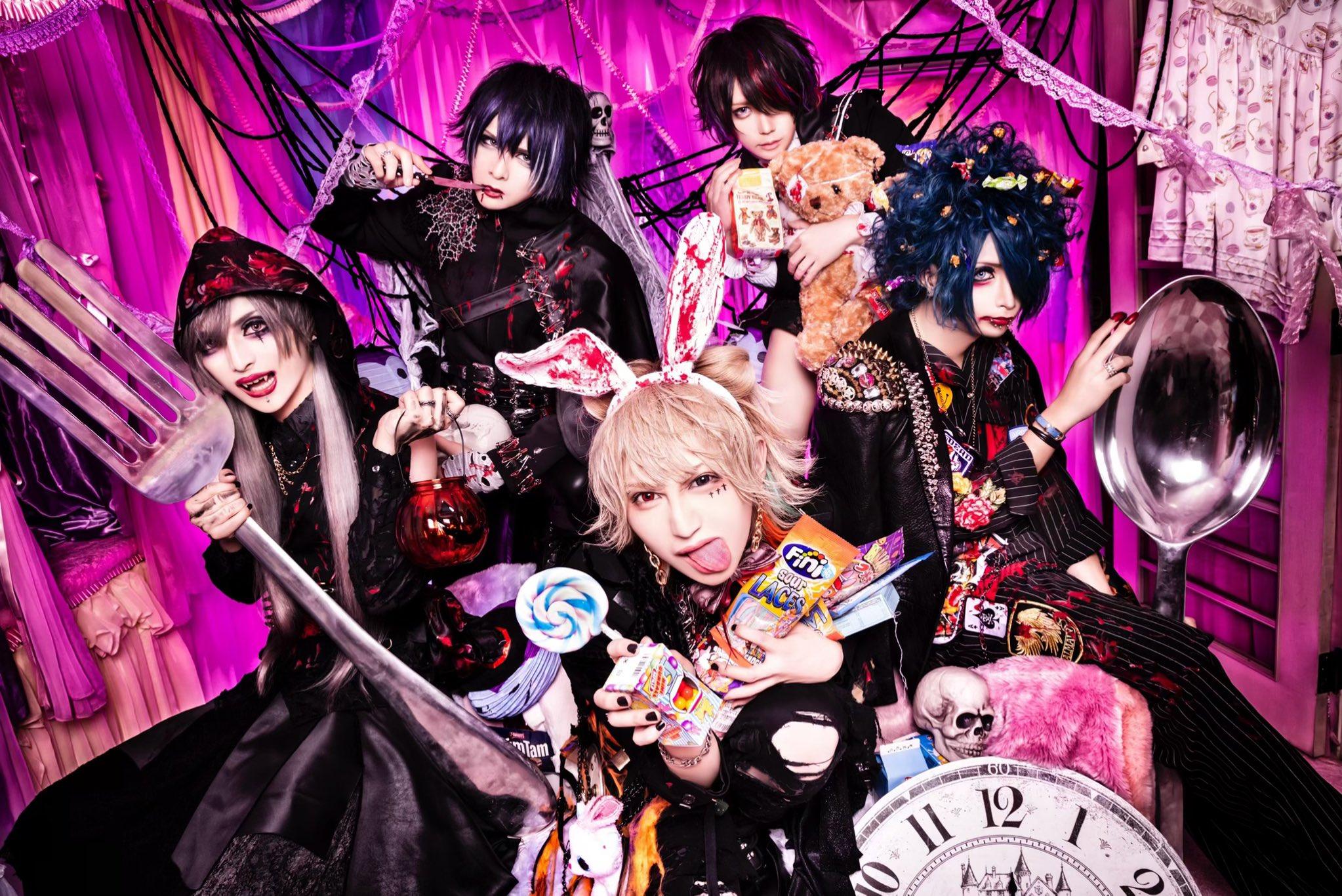 Gravity↗︎↗︎Tanoshisa♪FULLVOLTAAAGE!!! – Halloween one-man tour and new look