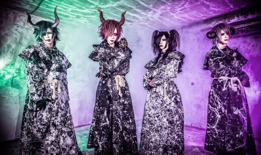 SARIGIA – New drummer, new single « 傲慢-arrogance », MV and new look