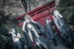 UNDER FALL JUSTICE - New look