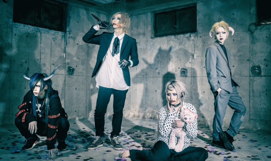 SARIGIA – New single « 嫉妬-envy », MV and new look